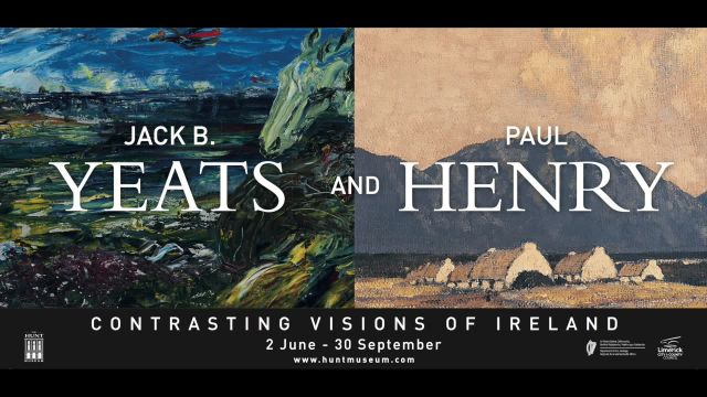 Yeats & Henry, Titans of Irish Art